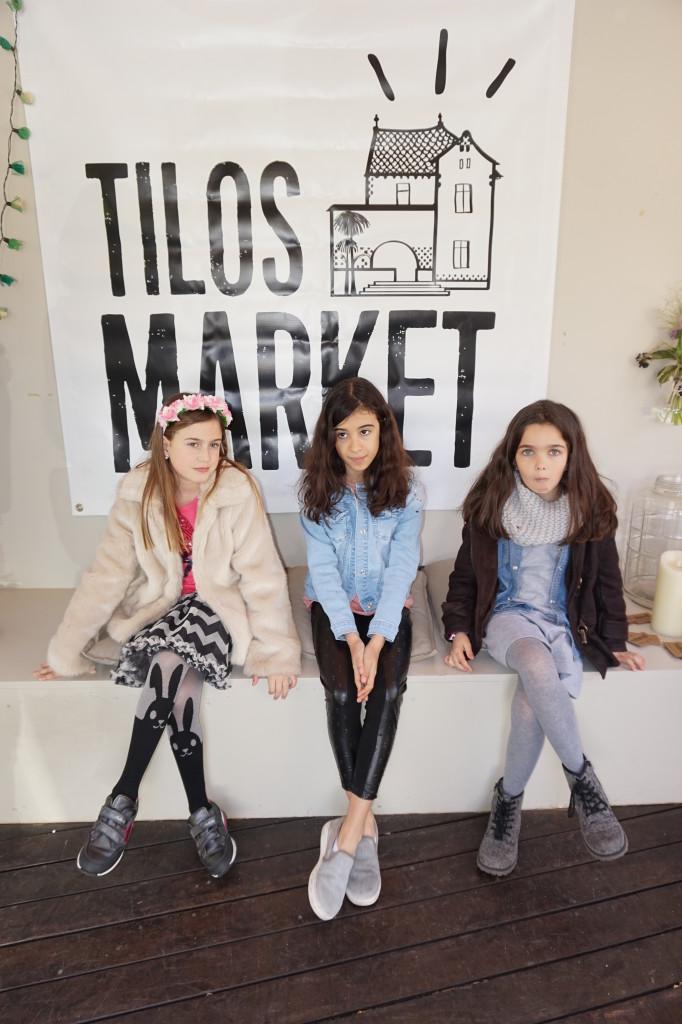 Visitando Tilos Market